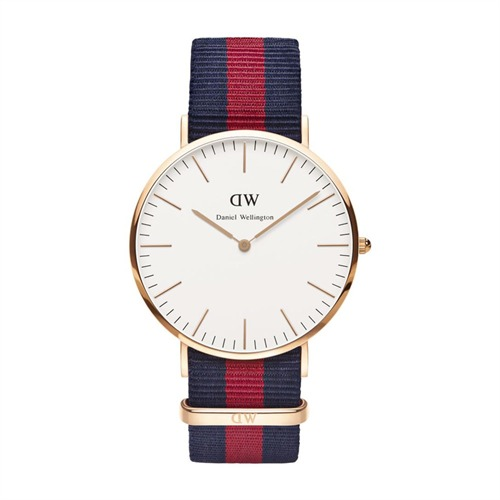 Daniel Wellington Herrenuhr Classic Oxford 0101DW