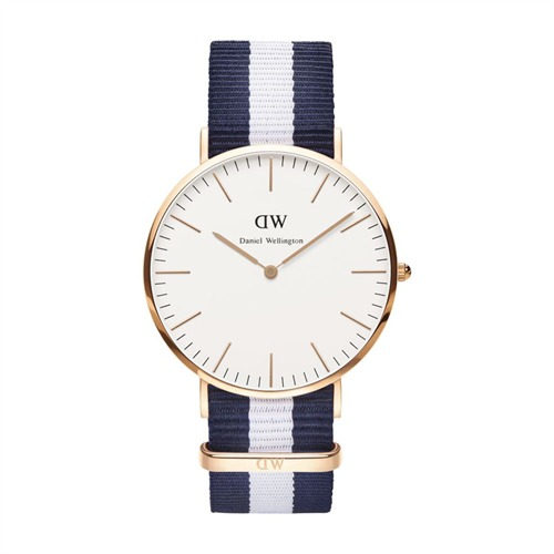 Herrenuhr Classic Glasgow Daniel Wellington 0104DW
