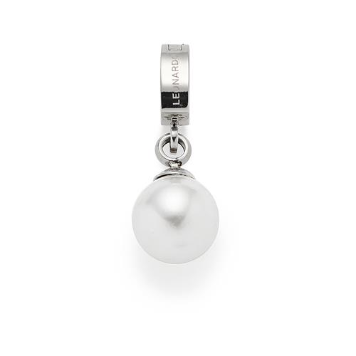 Darlin´s Anhänger Coco aus Edelstahl mit Perle