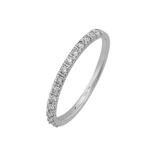 verlobungsring weissgold diamant