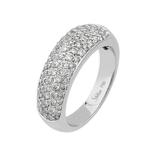 ring weissgold mit diamanten