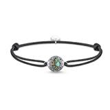 Armband Little Secret Coin Perlmutt aus 925er Silber