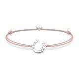 Armband Hufeisen Little Secret für Damen, rosa