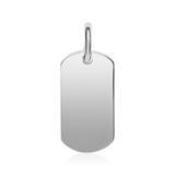Silberanhänger Gravur möglich