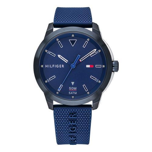Armbanduhr Sport für Herren blau