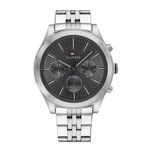 Multifunctional Watch For Men In Stainless Steel