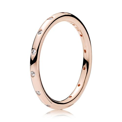 Ring Zirkonia ROSE-Kollektion
