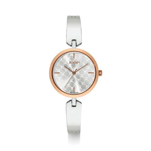 Uhren für Frauen - Damenuhr aus Edelstahl, rosé  - Onlineshop The Jeweller