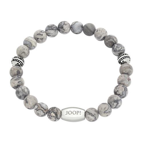 Armband für Herren aus Japsis und Edelstahl