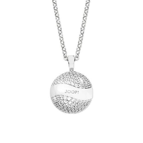 Kette für Damen aus 925er Silber mit Zirkonia