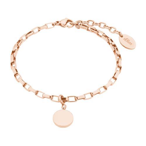 Armband für Damen aus IP rosé Edelstahl