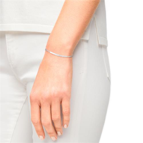 925er Silber Armband für Damen mit Zirkonia