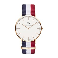 Daniel Wellington Classic Cambridge Herrenuhr 0103DW
