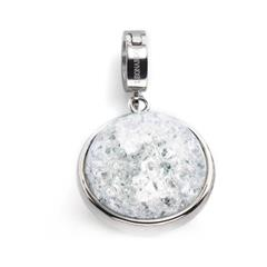 Darlin´s Anhänger Snowball aus Edelstahl und Glas
