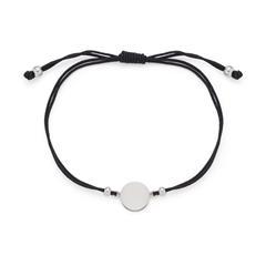 Damen Armband Mila aus Edelstahl und Nylon