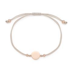 Armband Mila für Damen aus Nylon und Edelstahl