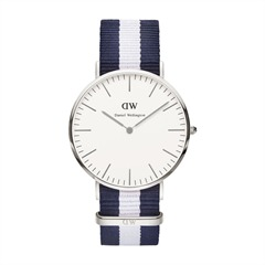 Daniel Wellington Herrenuhr Classic Glasgow 0204DW