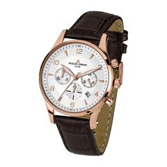 Chronograph Herren Leder