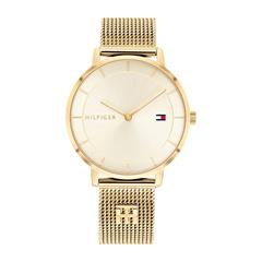 Ladies' Watch In Gold-Plated Stainless Steel