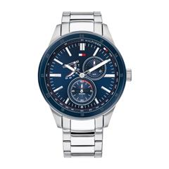 Stainless Steel Chronograph For Men By Tommy Hilfiger