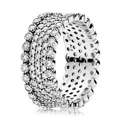 Ring 925er Silber und Zirkonia