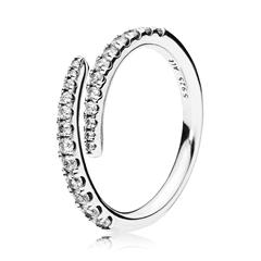 Ring 925er Sterlingsilber Zirkonia