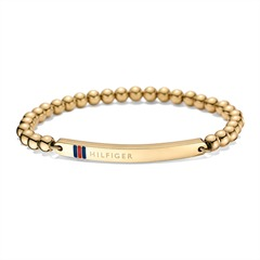 Tommy Hilfiger gravierbares Armband gold 2700787