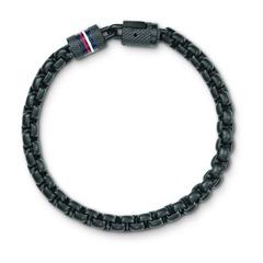 Armband Edelstahl schwarz