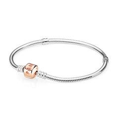Armband mit ROSE Kugelverschluss