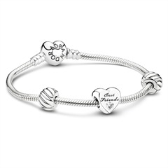 Pandora Friends Forever Aktions-Set inkl. Bead