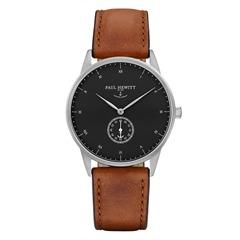 Signature Line Uhr Lederband