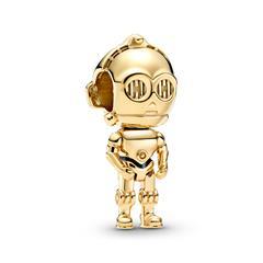 Charm C-3PO von Star Wars, gold