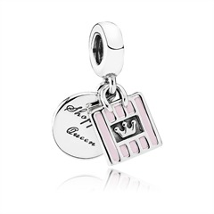 Pandora Shopping Queen Charm 791985EN40