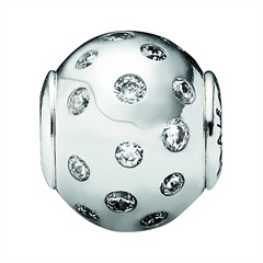 Bead Joy ESSENCE aus 925er Silber mit Zirkonia