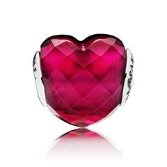 Herz Bead Love aus 925er Silber ESSENCE