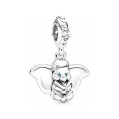 Disney Dumbo Charm Sterling Silver Pendant