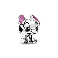 Disney Charm Stitch aus 925er Silber