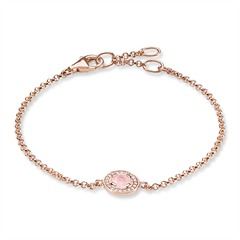 Armband Light of Luna rosa