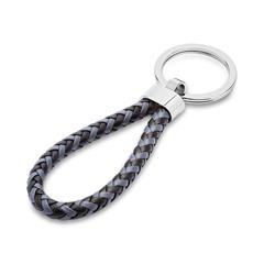 Gravierbarer Schlüsselanhänger Leder