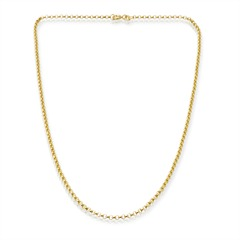 585er Goldkette: Ankerkette Gold 55cm BIN1013
