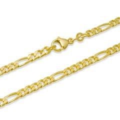 585er Goldarmband: Figaroarmband Hit Tipp 4097