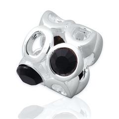 Silberbead: 925 Silber Bead