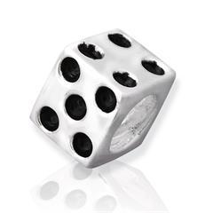 Hochwertiger 925 Silber Bead für Basisarmbänder