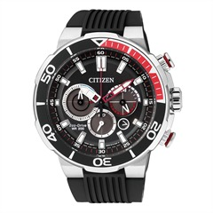 Sports Racing Chronograph schwarz