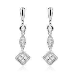 Diamant Ohrstecker 585er Empfehlung Empfehlung 8365