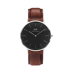 uhr f r herren von daniel wellington dw00100130. Black Bedroom Furniture Sets. Home Design Ideas