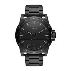 Watch For Men In Stainless Steel, Black