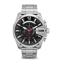 Men's Chronograph Chief-Edition Stainless Steel