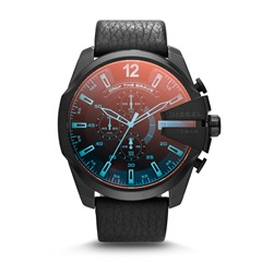 Herrenchronograph Diesel reflections Display DZ4323