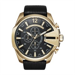Herrenchronograph gold Chief Serie